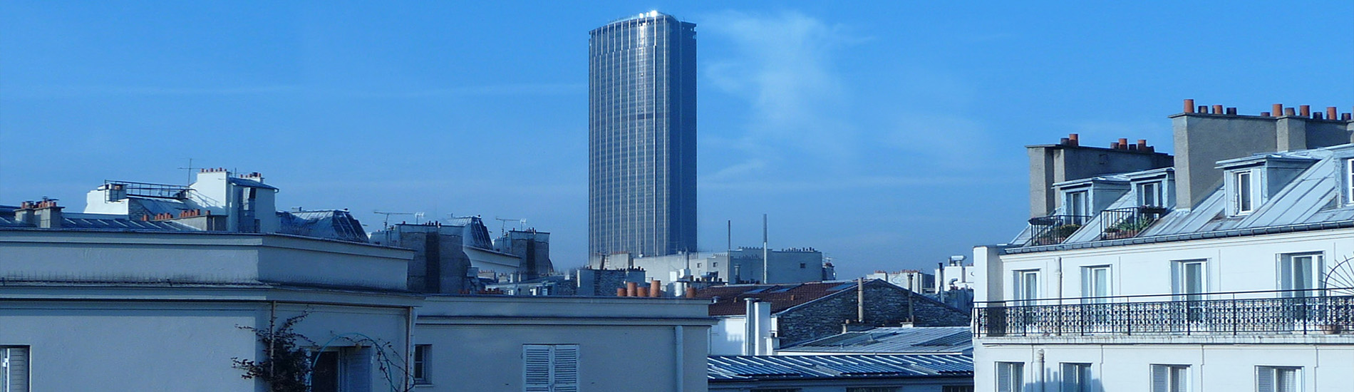 In the heart of the Montparnasse district